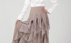 2016 Tesettür Elbise Modelleri